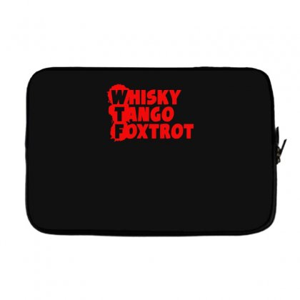 Funny  Wtf, Ideal Birthday Present Or Gift Laptop Sleeve Designed By H4syim