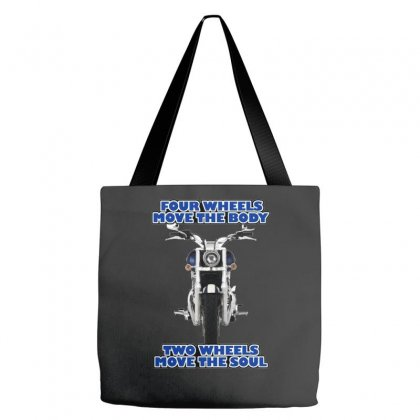 Funny , Fourtwo Wheels, Ideal Gift, Birthday Present Tote Bags Designed By H4syim
