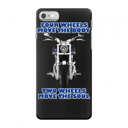 Funny , Fourtwo Wheels, Ideal Gift, Birthday Present Iphone 7 Case Designed By H4syim