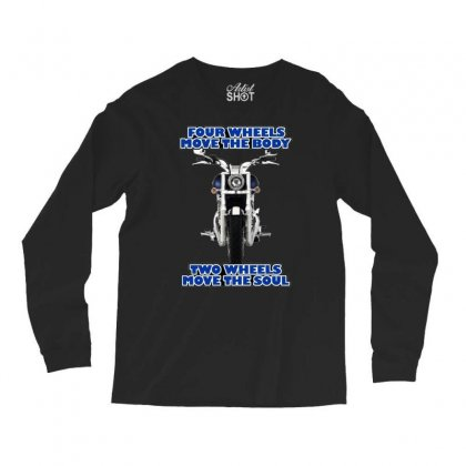 Funny , Fourtwo Wheels, Ideal Gift, Birthday Present Long Sleeve Shirts Designed By H4syim