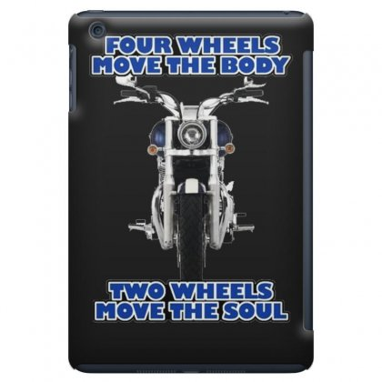 Funny , Fourtwo Wheels, Ideal Gift, Birthday Present Ipad Mini Case Designed By H4syim