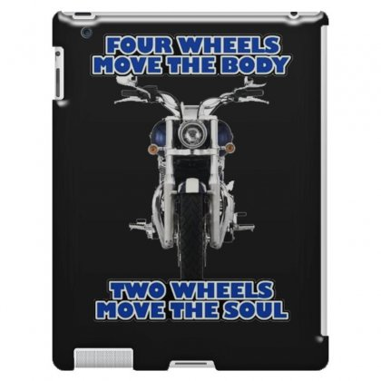 Funny , Fourtwo Wheels, Ideal Gift, Birthday Present Ipad 3 And 4 Case Designed By H4syim