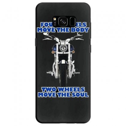 Funny , Fourtwo Wheels, Ideal Gift, Birthday Present Samsung Galaxy S8 Case Designed By H4syim