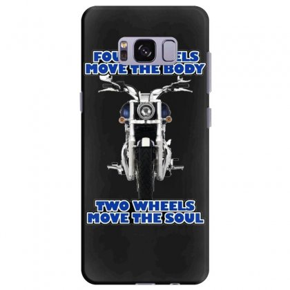 Funny , Fourtwo Wheels, Ideal Gift, Birthday Present Samsung Galaxy S8 Plus Case Designed By H4syim