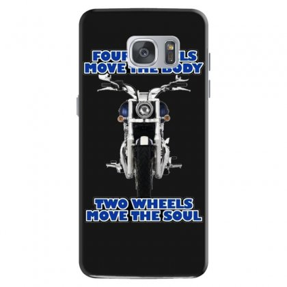 Funny , Fourtwo Wheels, Ideal Gift, Birthday Present Samsung Galaxy S7 Case Designed By H4syim