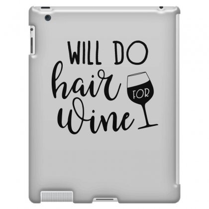 Funny Wine Drinking Design Ipad 3 And 4 Case Designed By Cogentprint
