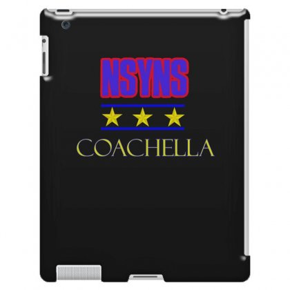 Nsyns Coachella Ipad 3 And 4 Case Designed By Vanitty