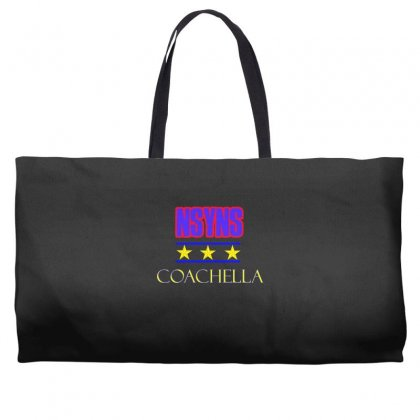 Nsyns Coachella Weekender Totes Designed By Vanitty