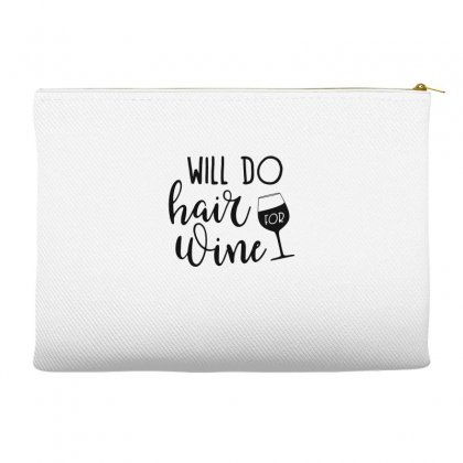 Funny Wine Drinking Design Accessory Pouches Designed By Cogentprint