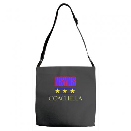Nsyns Coachella Adjustable Strap Totes Designed By Vanitty