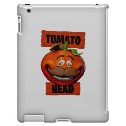 Tomato Head Ipad 3 And 4 Case Designed By Nurbetulk