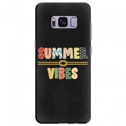 Summer Vibes Samsung Galaxy S8 Plus Case Designed By Nurbetulk