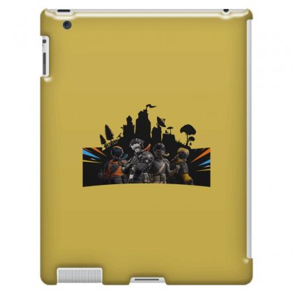 Fortnite Supersonic Ipad 3 And 4 Case Designed By Nurbetulk