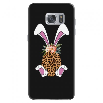 Easter Bunny Leopard Samsung Galaxy S7 Case Designed By Sengul