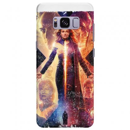 Dark Phoenix Samsung Galaxy S8 Plus Case Designed By Nurbetulk