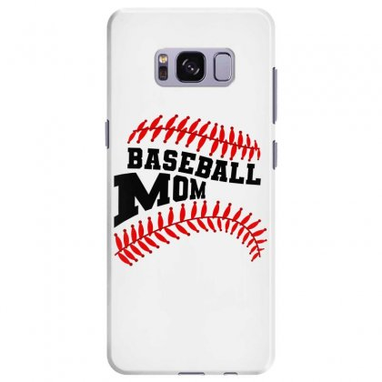 Baseball Mom For Light Samsung Galaxy S8 Plus Case Designed By Nurbetulk