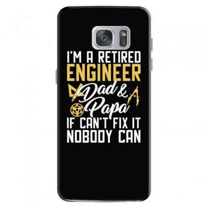 Funny Retirenment Engineer Design Samsung Galaxy S7 Case Designed By Cogentprint