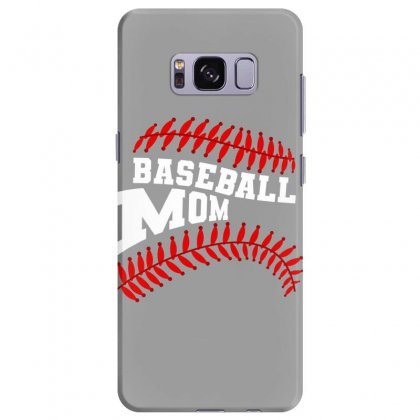 Baseball Mom For Dark Samsung Galaxy S8 Plus Case Designed By Nurbetulk