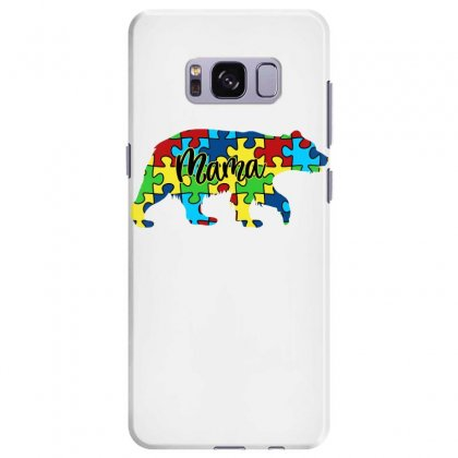 Autism Mama Bear Samsung Galaxy S8 Plus Case Designed By Sengul