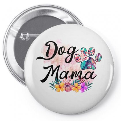 Dog Mama Pin-back Button Designed By Sengul