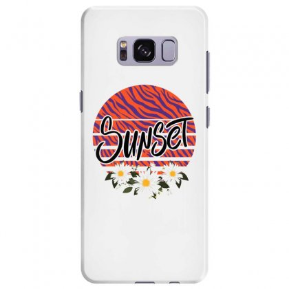 Sunset Samsung Galaxy S8 Plus Case Designed By Sengul