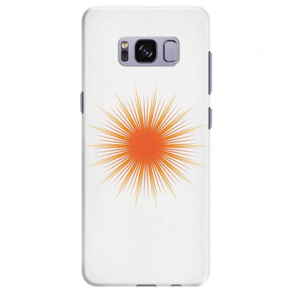 Sunshine Vector Image Samsung Galaxy S8 Plus Case Designed By Olaszeva