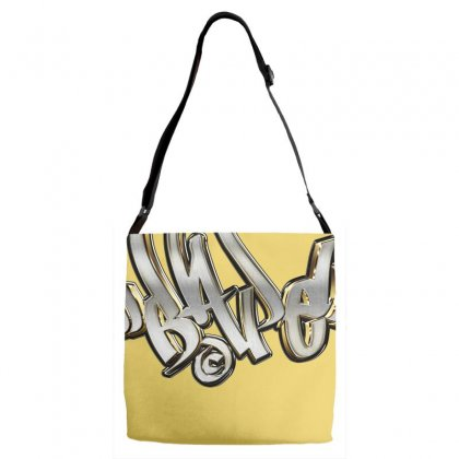 Bape Street Tag Adjustable Strap Totes Designed By Tiococacola