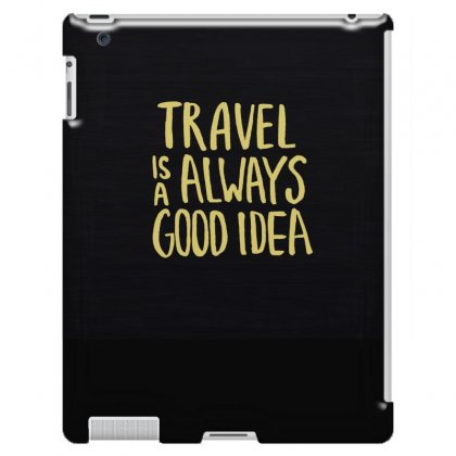 Inscription Motivation Travel Dark Background 119811 3840x2400 Ipad 3 And 4 Case Designed By Ara