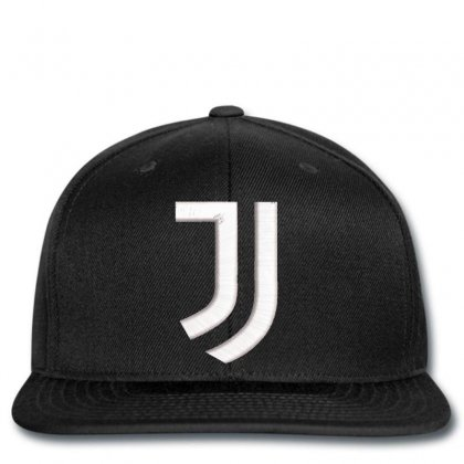 Juventus Embroidery Embroidered Hat Snapback Designed By Madhatter