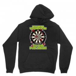 funny darts i'm never wearing, ideal gift or birthday present. Unisex Hoodie | Artistshot
