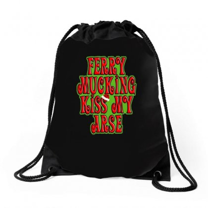 Funny Ferry Mucking Christmas, Ideal Gift Or Christmas Present. Drawstring Bags Designed By H4syim