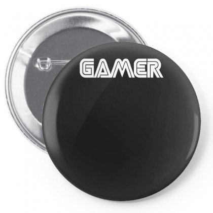 Gamert   Funny Comic Console Gamers Pin-back Button Designed By H4syim