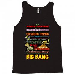 gildan  big bang theory lyrics 2, ideal gift, birthday present Tank Top | Artistshot