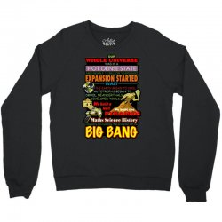 gildan  big bang theory lyrics 2, ideal gift, birthday present Crewneck Sweatshirt | Artistshot