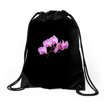 Orchids Of Asian 1 Drawstring Bags Designed By Anrora