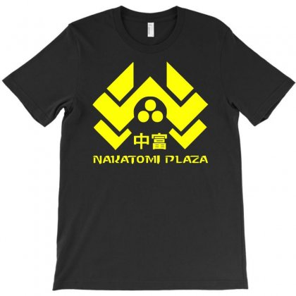 Nakatomi Plaza  Action Movie Funny T-shirt Designed By H4syim