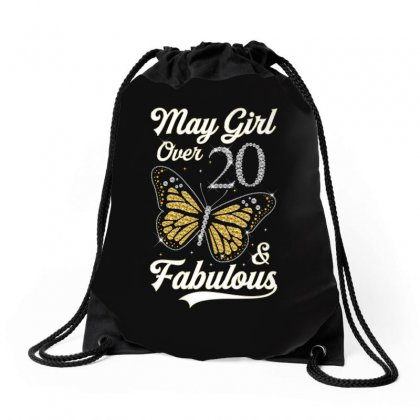May Girl Over 20 And Fabulous Drawstring Bags Designed By Artees Artwork