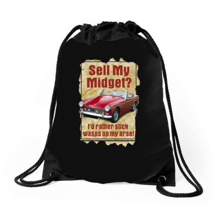 Sell Midget Ideal Birthday Gift Or Present Drawstring Bags Designed By H4syim