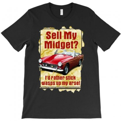 Sell Midget Ideal Christmas Gift Or Present T-shirt Designed By H4syim