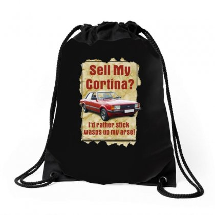 Sell My Cortina Ideal Birthday Gift Or Present Drawstring Bags Designed By H4syim