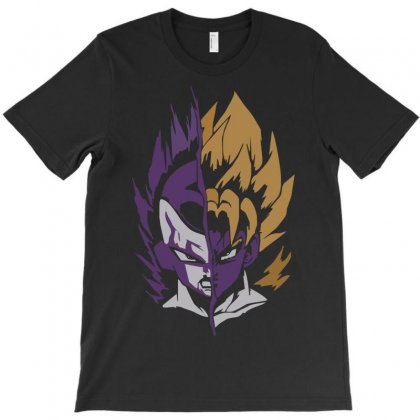 The Emperor And The Legend T-shirt Designed By H4syim