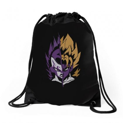 The Emperor And The Legend Drawstring Bags Designed By H4syim