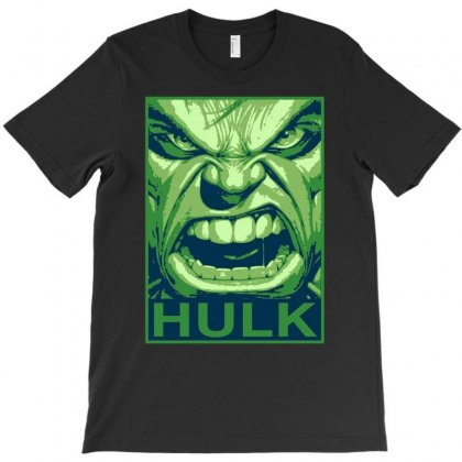 The Hulk Poster, Ideal Gift Or Birthday Present. T-shirt Designed By H4syim
