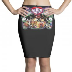 the muppets dr teeth, ideal birthday gift or present Pencil Skirts | Artistshot