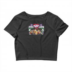 the muppets dr teeth, ideal birthday gift or present Crop Top | Artistshot