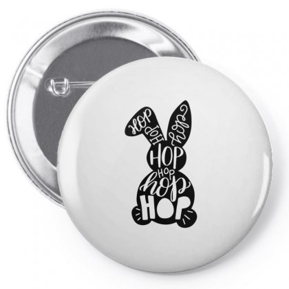 Bunny Easter Pin-back Button Designed By Vanitty