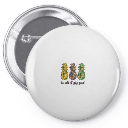 Be Wild And Stay Sweet Pin-back Button Designed By Nurbetulk
