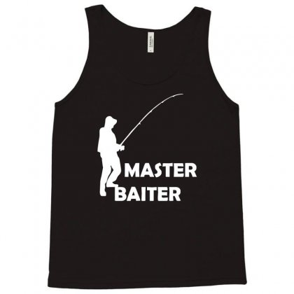 Aster Baiter Mens Rude Fishing Tank Top Designed By Acen9
