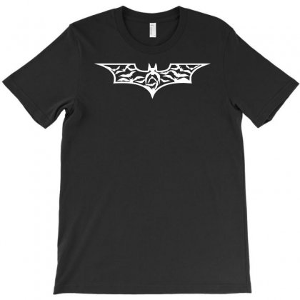 Bats Mans 100% Cotton T-shirt Designed By Acen9