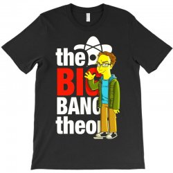 big bang theory leonard, ideal gift or birthday present. T-Shirt | Artistshot